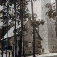 Höcherbergturm von 1913 mit