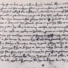 Verkaufsurkunde Höchen 1262